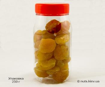 Абрикос сушеный вяленый - Упаковка 250 г