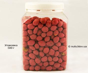 Арахис жареный в икре - Упаковка 500 г