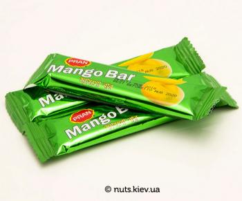 Батончики фруктовые Манго Бар Pran