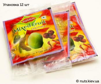 Чатни фруктовый микс бенгальский Pran - Упаковка 12 шт
