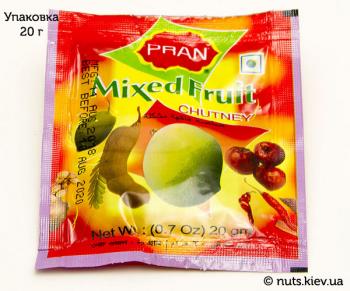 Чатни фруктовый микс бенгальский Pran - Упаковка 20 г