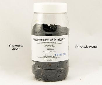 Чернослив вяленый узбекский без косточки - Упаковка 250 г