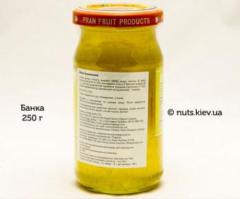 Джем ананасовый бенгальский Pran - Банка 250 г