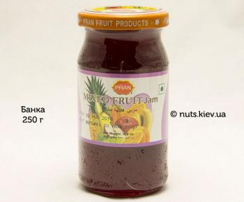 Джем фруктовый микс бенгальский Pran - Банка 250 г