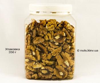 Грецкий орех очищенный Бабочка половинки - Упаковка 350 г