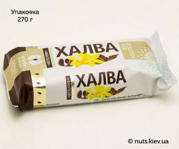 Халва подсолнечная с какао - Упаковка 270 г
