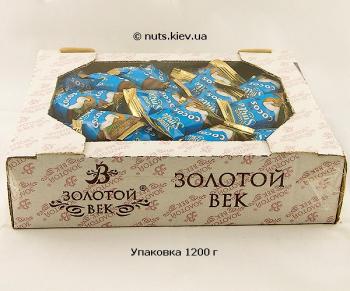 Халва подсолнечная ванильная с кокосовой стружкой в шоколадной глазури - Упаковка 1200 г