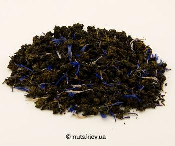 Иван-чай ферментированный украинский с цветками василька