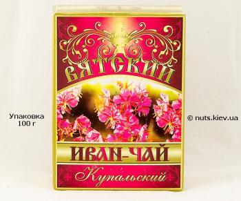 Иван-чай ферментированный Вятский Купальский - Упаковка 100 г