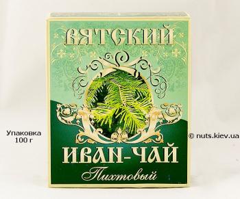 Иван-чай ферментированный Вятский Пихтовый - Упаковка 100 г