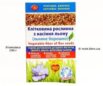 Клетчатка семян льна - Упаковка 190 г