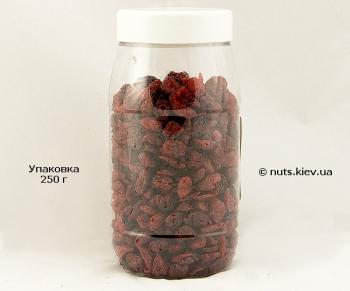 Клюква сушеная - Упаковка 250 г