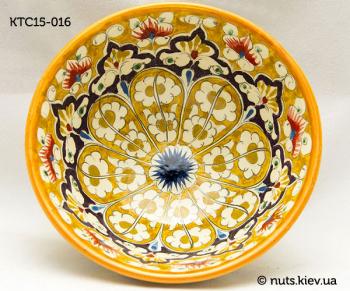 Коса Тарелка суповая 15-16 см - 016