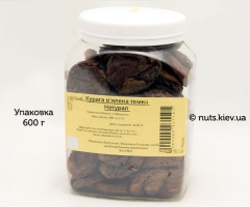 Курага вяленая темная Натурал - Упаковка 600 г