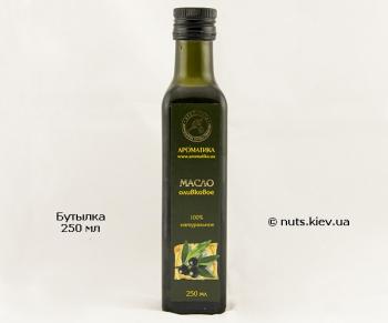 Масло оливковое растительное рафинированное - Бутылка 250 мл