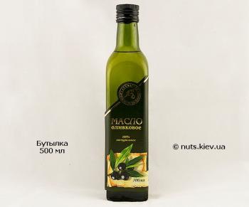Масло оливковое растительное рафинированное - Бутылка 500 мл