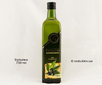 Масло оливковое растительное рафинированное - Бутылка 750 мл