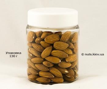 Миндаль сушеный сырой золотистый - Упаковка 130 г