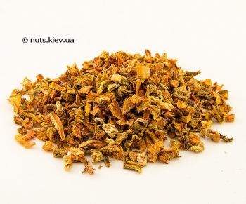 Морковь сушеная резаная украинская