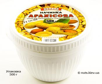 Начинка арахисовая - Упаковка 500 г