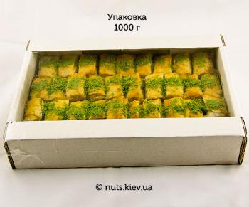 Пахлава Турецкая Классика - Упаковка 1000 г