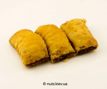 Пахлава Турецкая Палочка с арахисом