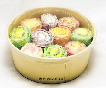 Рахат-лукум с ванилью - Упаковка 600 г