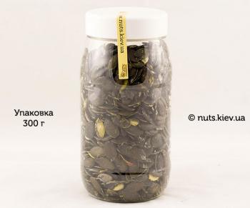 Семечки тыквы Голосемянной сырые очищенные - Упаковка 300 г