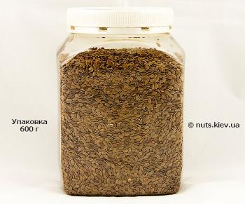 Семена льна - Упаковка 600 г