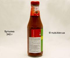 Соус томатный острый бенгальский Pran - Бутылка 340 г