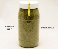 Сванская соль зеленая слабоострая - Упаковка 500 г