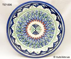 Тарелка 16-17 см - 006