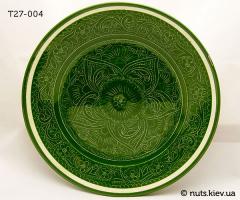 Тарелка 27-28 см - 004