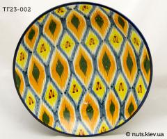 Тарелка глубокая 23 см - 002