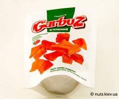 Тыква вяленая с натуральным вкусом клубники - Новая упаковка 100 г