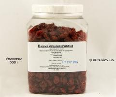 Вишня сушеная вяленая - Упаковка 500 г