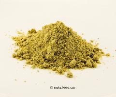 Зеленый кофе молотый Арабика с имбирем