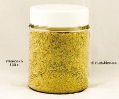 Зеленый кофе молотый Арабика с имбирем - Упаковка 130 г