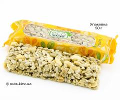 Зерновой батончик ECO snack - Упаковка 50 г