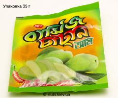 Чатни бирманский из мякоти зеленого манго Pran - Упаковка 35 г