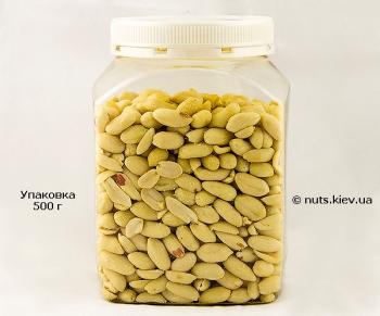 Арахис сырой очищенный бланшированный - Упаковка 500 г