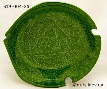 Блюдце 19 см - 004