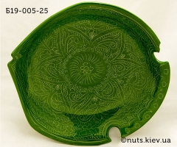 Блюдце 19 см - 005