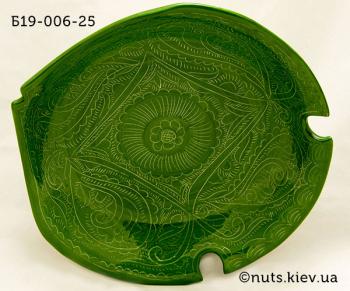 Блюдце 19 см - 006