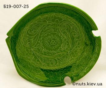 Блюдце 19 см - 007