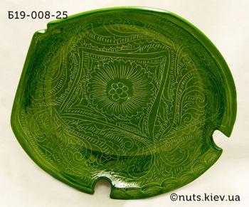 Блюдце 19 см - 008