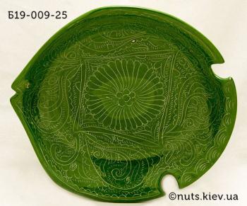 Блюдце 19 см - 009