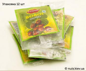 Чатни из ягод борой бенгальский Pran - Упаковка 12 шт