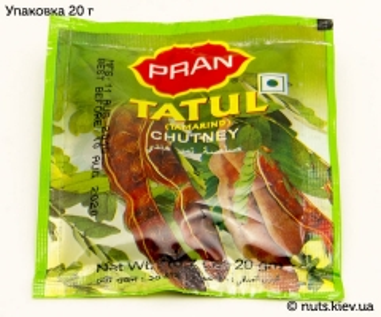 Чатни тамариндовый бенгальский Pran - Упаковка 20 г