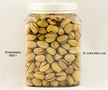 Фисташки сырые натуральные калегучи - Упаковка 400 г